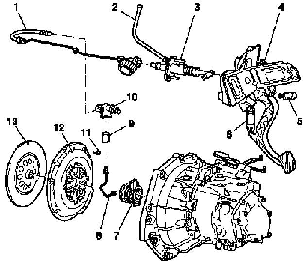 96 mazda b2300 vacuum diagram
