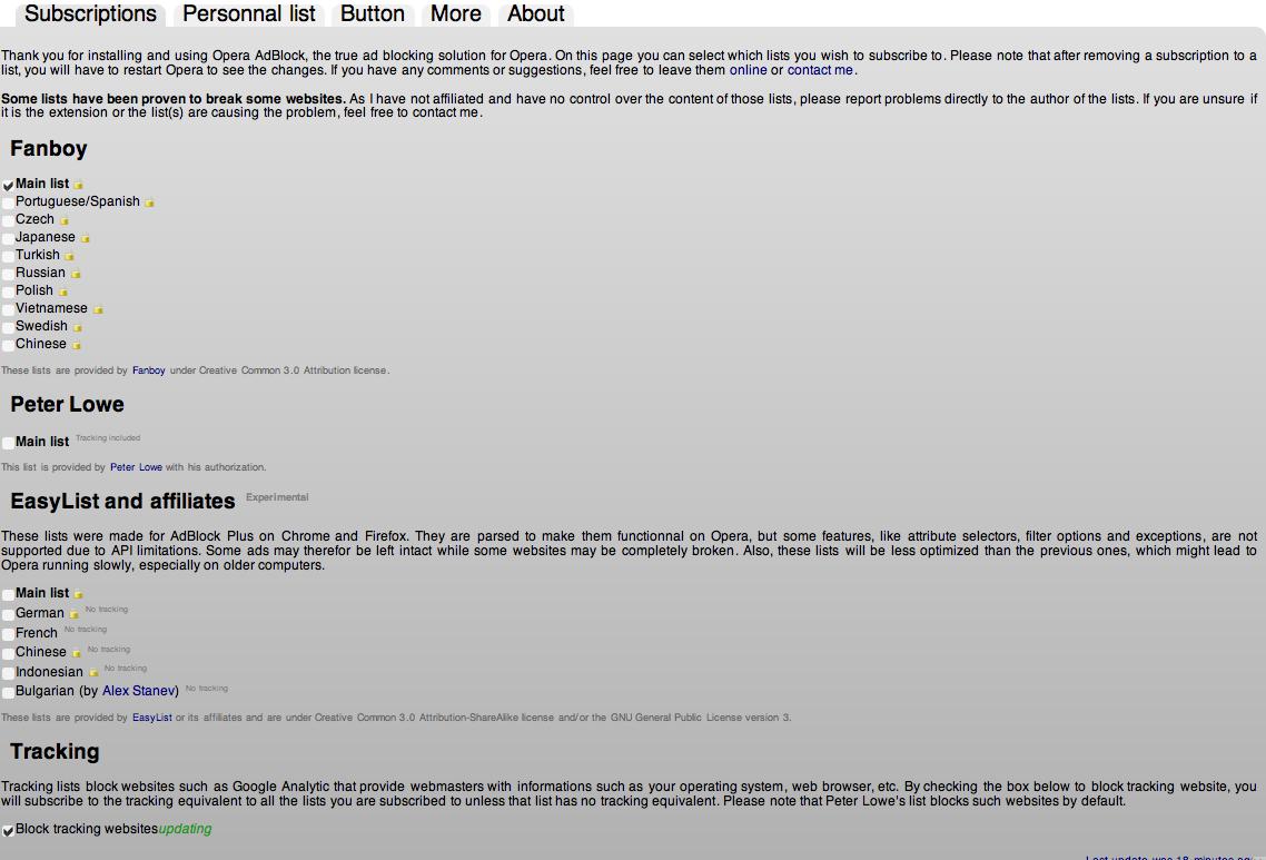 Opera-ervaringen [Archief] - Pagina 2 - Nucia Security Forums