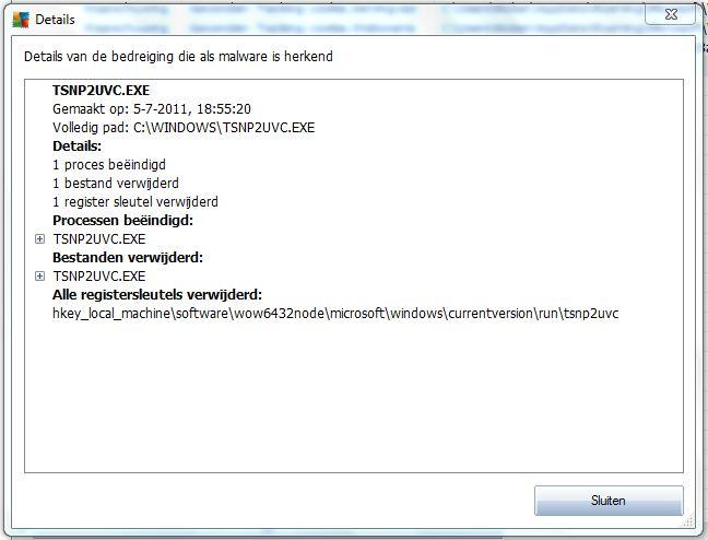 AVG vindt onbekend virus na opstart - Security.NL