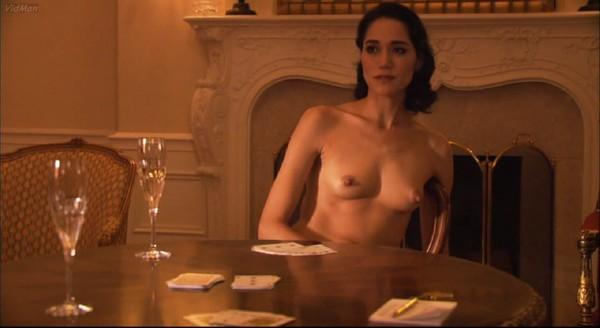 Sandrine holt naked