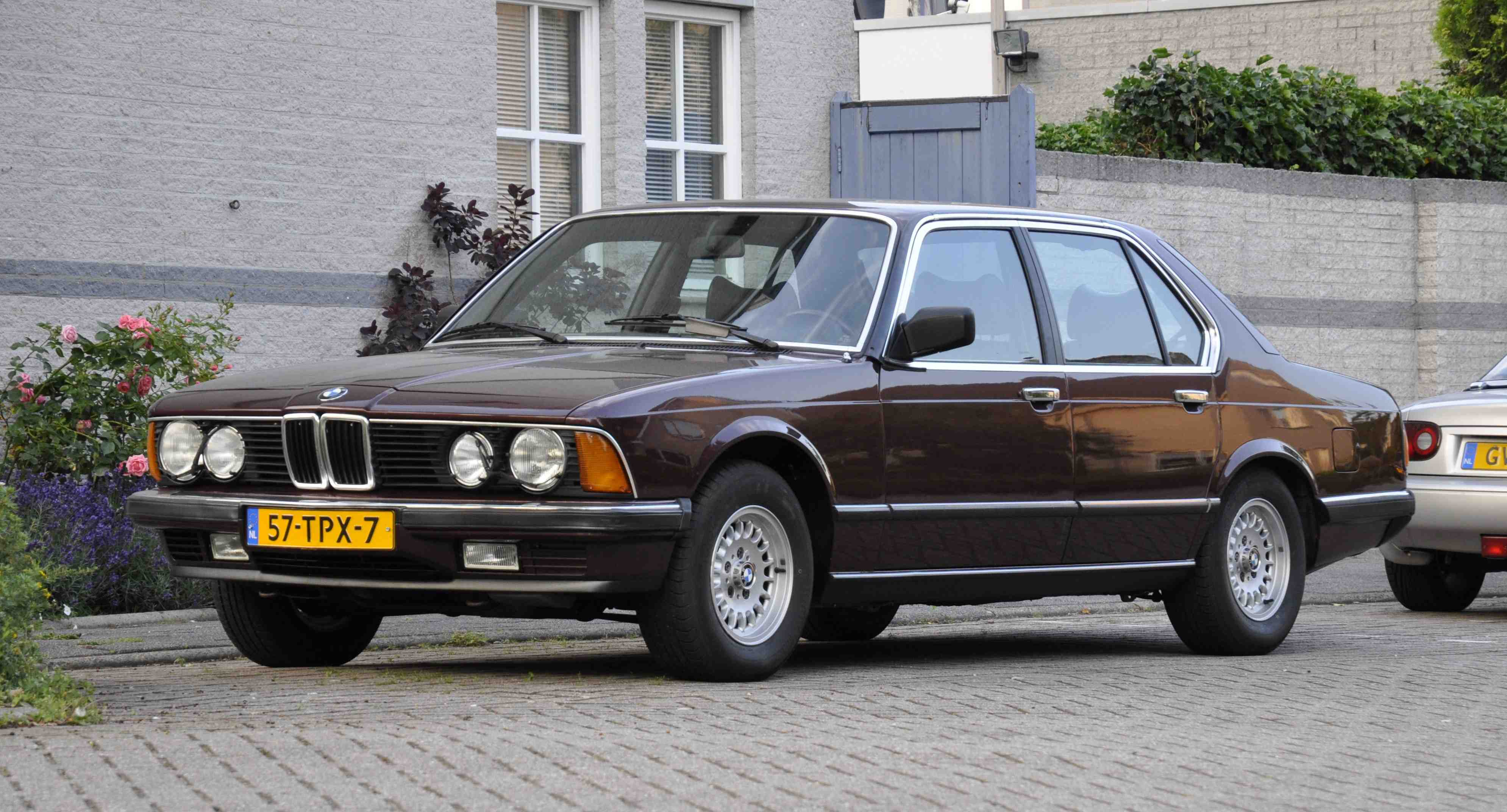 BMW Turbo Discussion - BMW 745i and BMW Turbo Project Forums