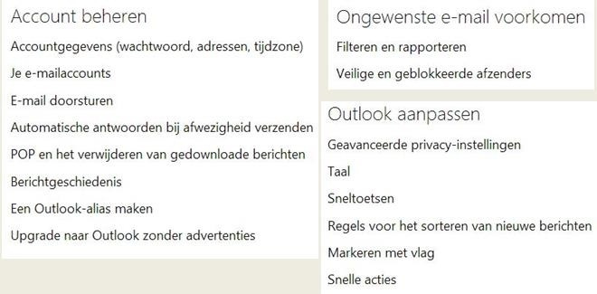 aanpassen foto in outlook