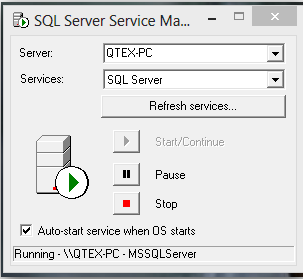 SQL writer hangs and causes vista to restart