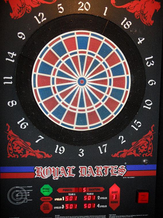 löwen darts