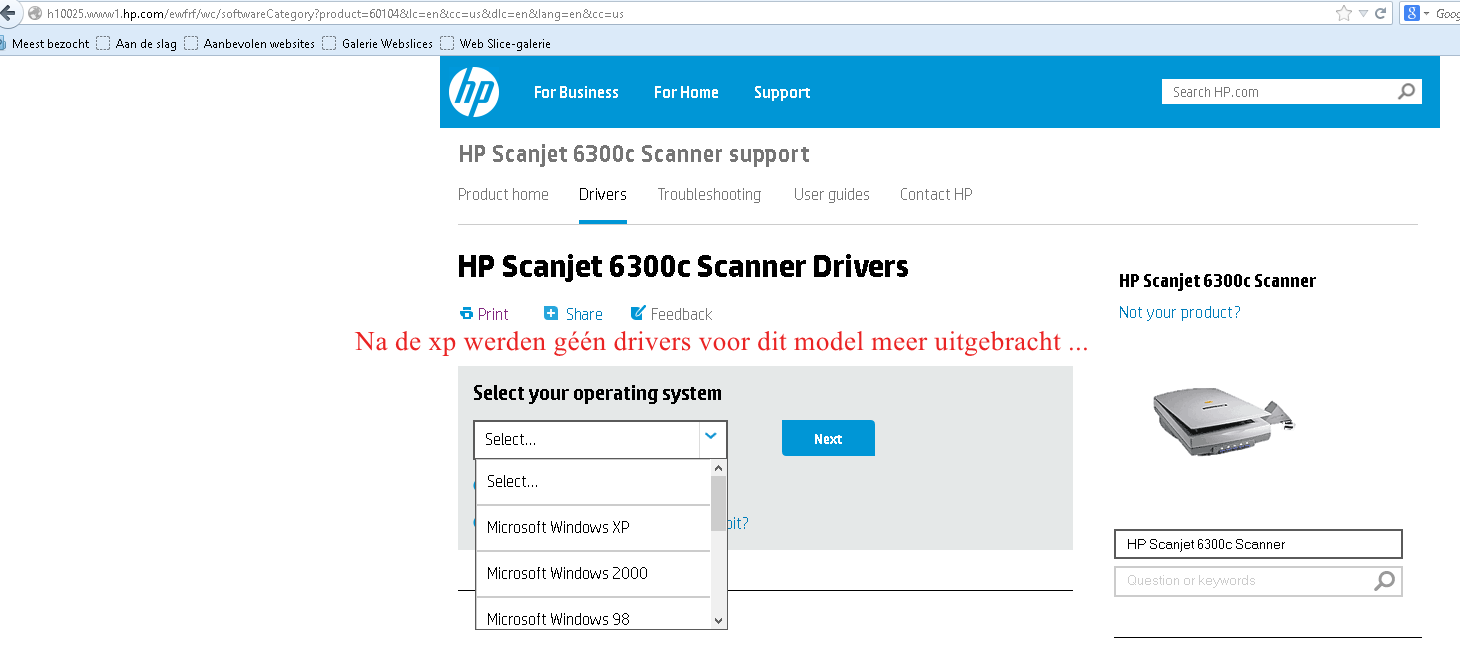 Windows and Android Free Downloads : driver for scanjet 6300c for