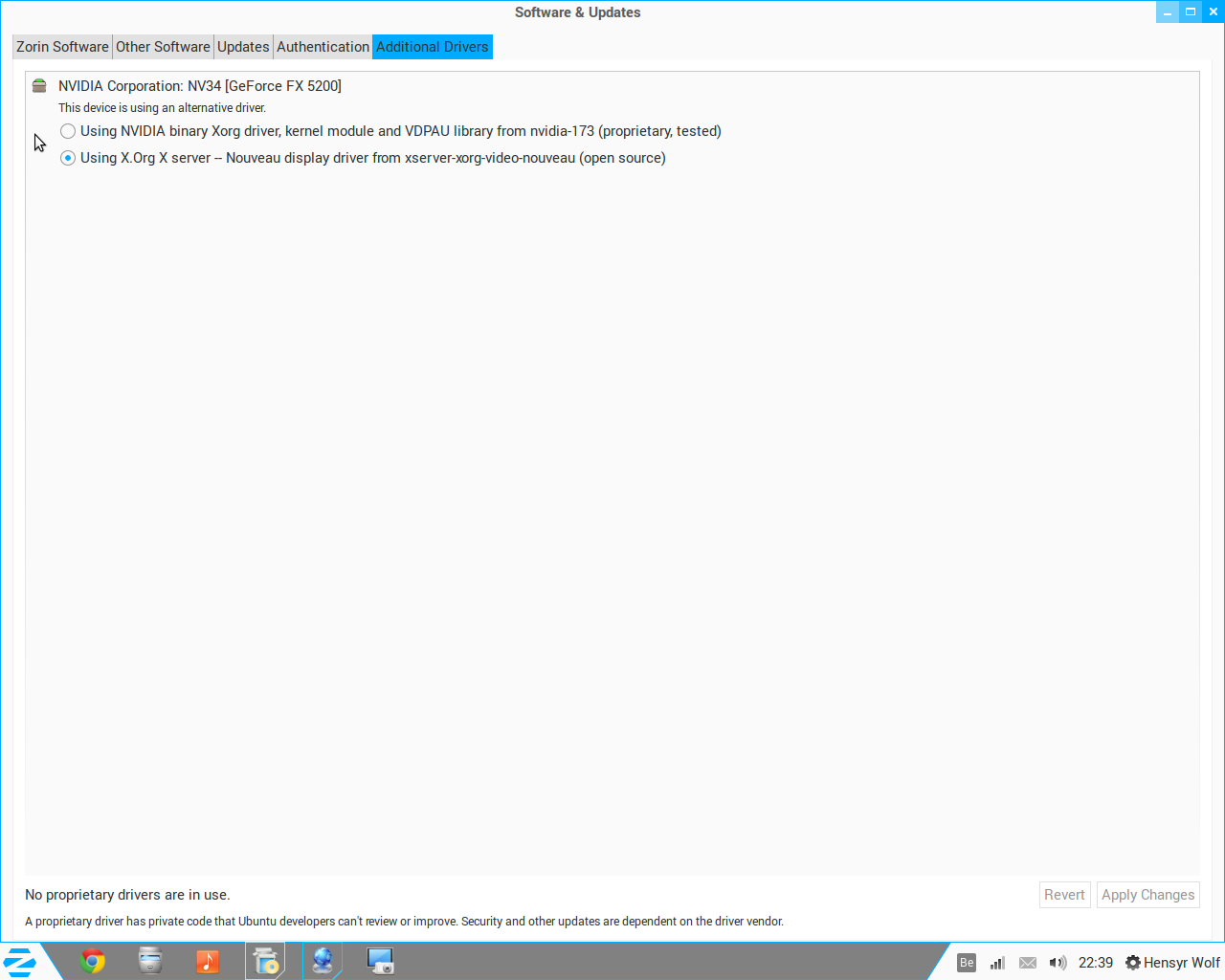 Zorin Group Forum • View topic - [Solved]Black screen after install