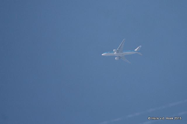 Vliegtuig.