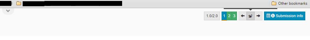 Hidden menubar, tooltip not visible