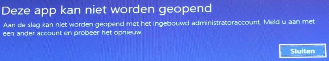 openen zonder wachtwoord windows 10