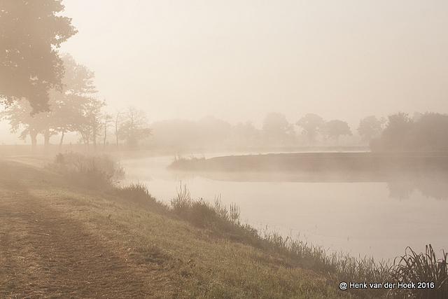 stukje natuur in overijssel nederland