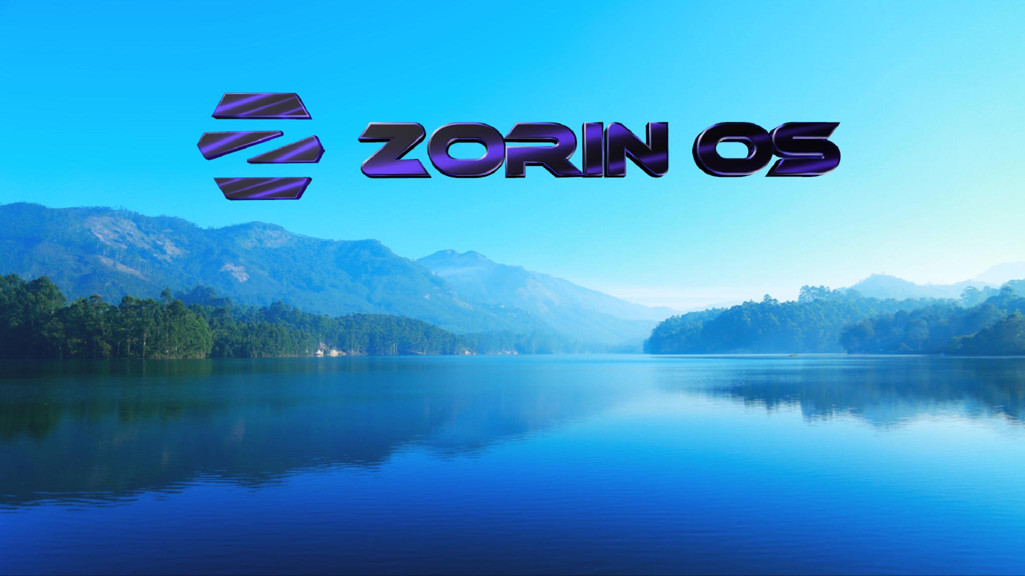 Zorin Linux Wallpaper