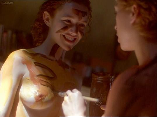 christina cox topless