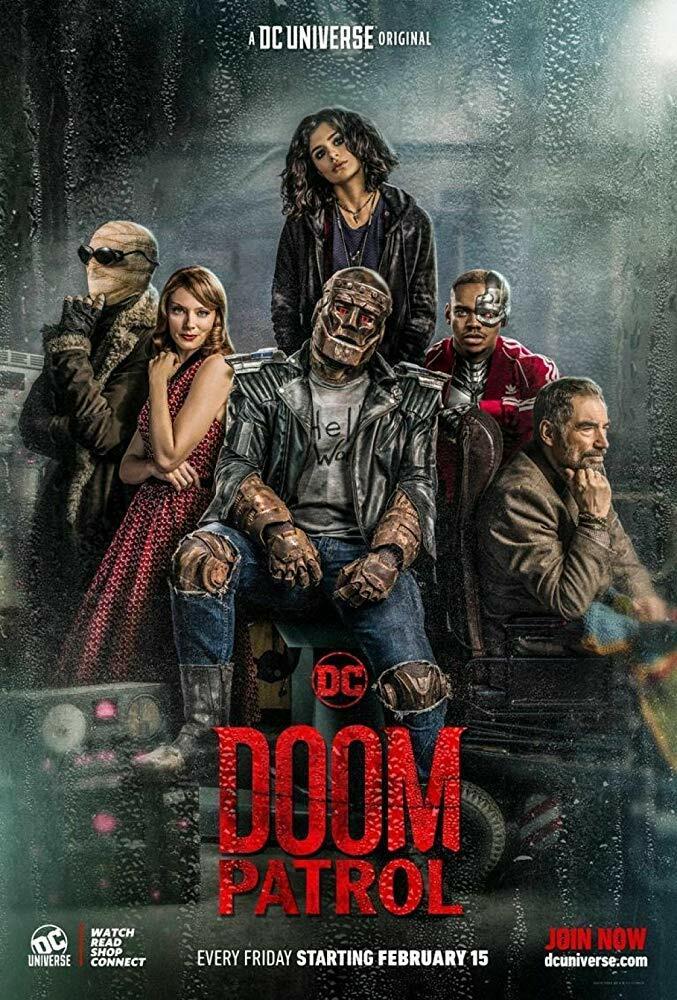 S01 Doom Patrol
