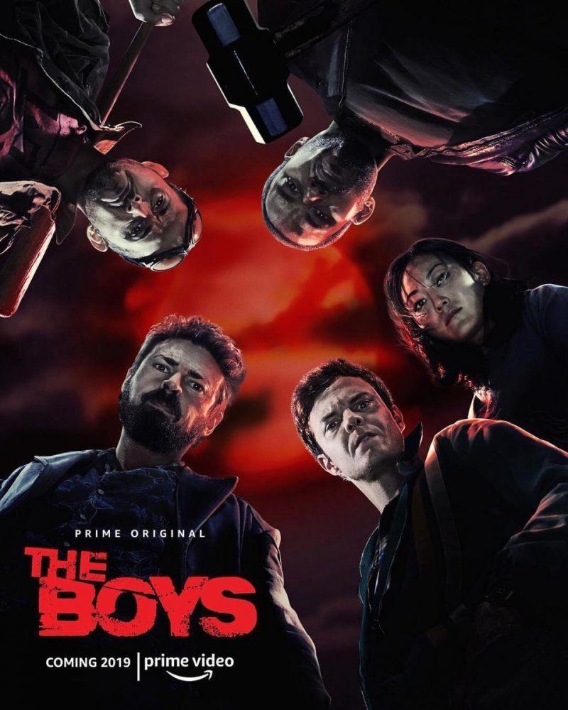 S01 The Boys