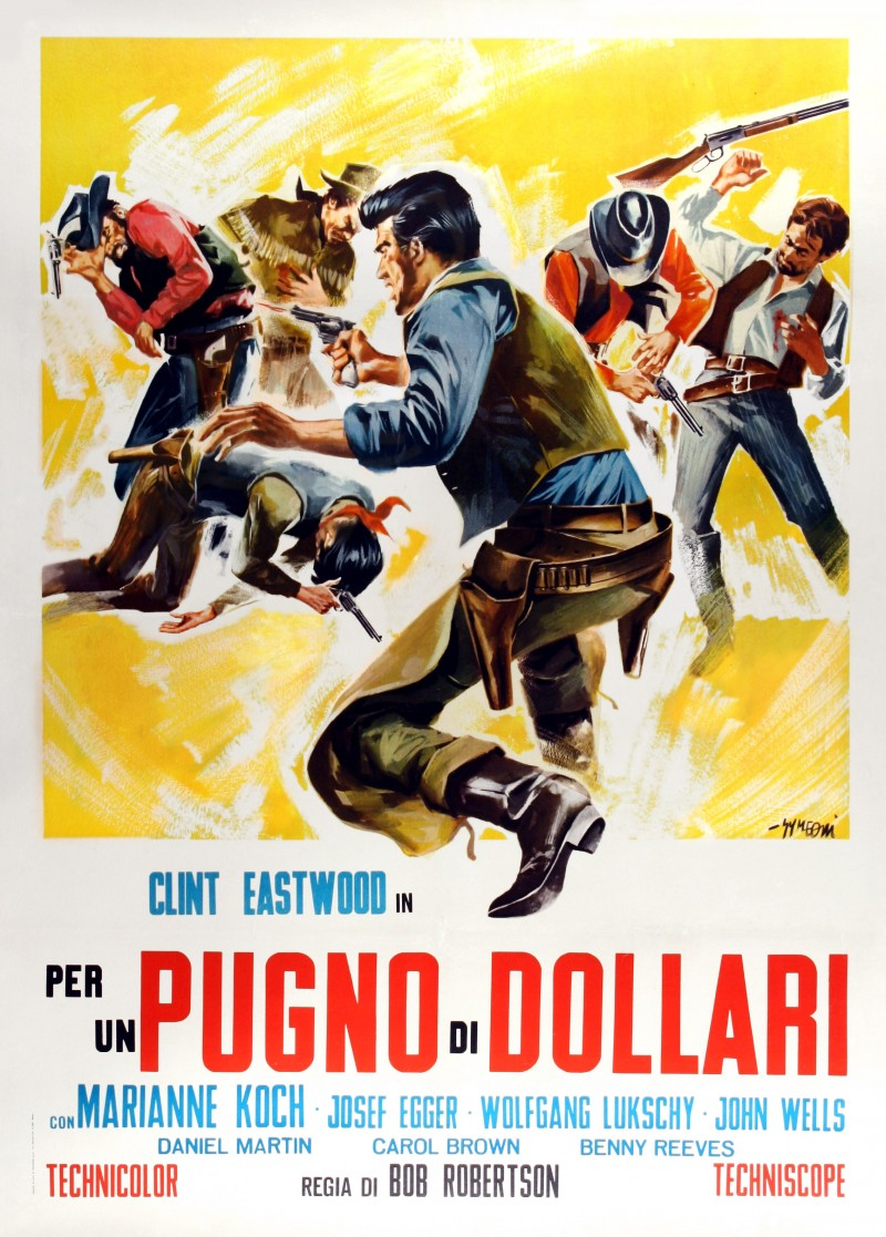 A Fistful Of Dollars(Per un Pugno di Dollari)