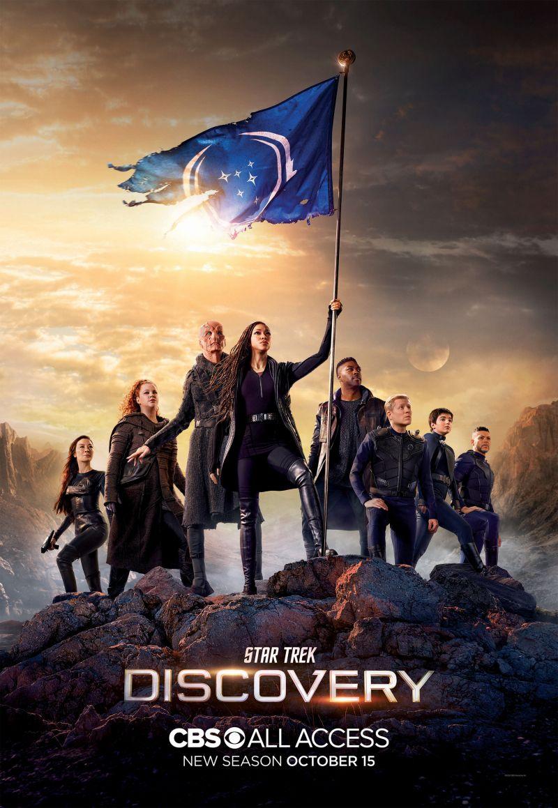 S03 E01 Star trek Discovery